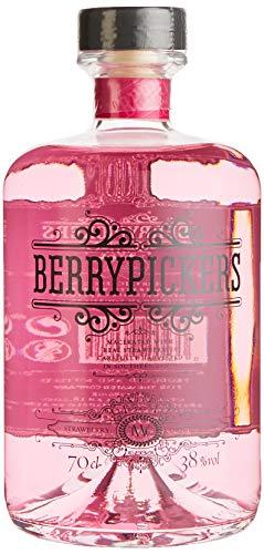 Berrypickers Gin Strawberry Premium Gin (1 x 0.7 l)