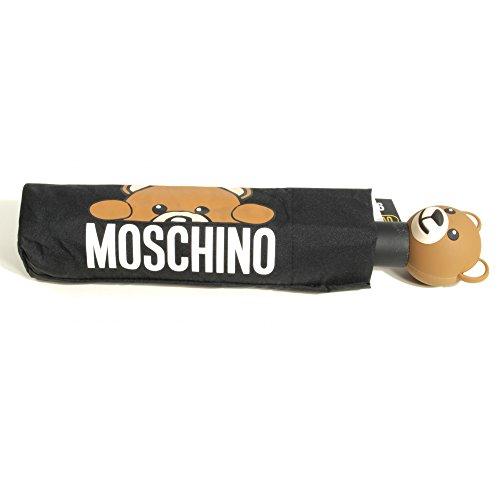 MOSCHINO Regenschirm Mod.openclose 8194schwarz