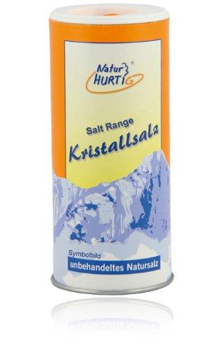 Natur Hurtig - Kristallsalzstreuer - 200 g