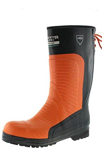 Skellerup Euro Forester Chainsaw Safety Boots Class 3 EN20345 EN17249 28m/s 6-13 (UK 10)