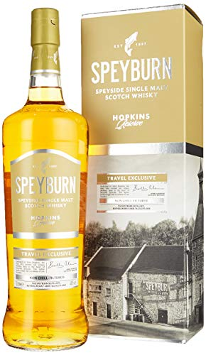 Speyburn Hopkins Reserve Non-Chill-Filtered -GB- Single Malt Whisky (1 x 1.0 l)
