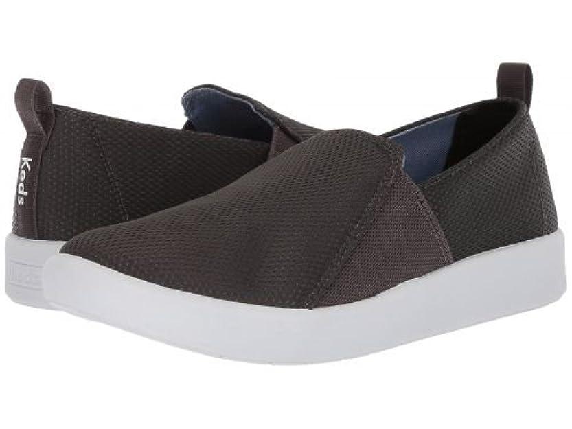 シソーラスそれるナイトスポットKeds(ケッズ) レディース 女性用 シューズ 靴 スニーカー 運動靴 Studio Liv Diamond Mesh - Slate [並行輸入品]