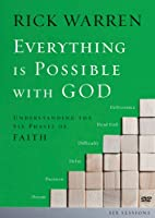 Everything Is Possible: Exploring the Six Phases of Faith [DVD]