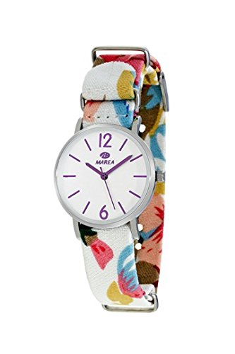 reloj marea mujer correa estampada b42161/3