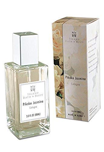 Hawaii Island Bath & Body Cologne 3 fl. oz. Pikake Jasmine