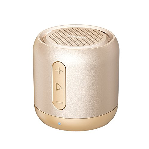 Anker Soundcore mini (コンパクト Bluetoothスピーカー) 【15時間連続再生 / 内蔵マイク搭載/microSDカ...