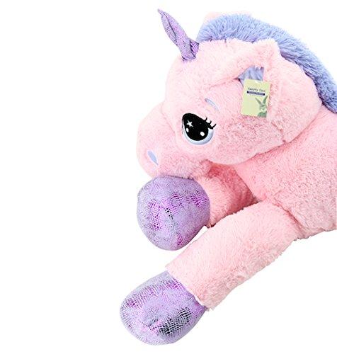 Sweety Toys 8049 XXL Einhorn Pegasus Plüschtier - 3
