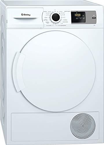 Balay 3SB286B Sèche-linge avec pompe à chaleur Blanc 8 kg