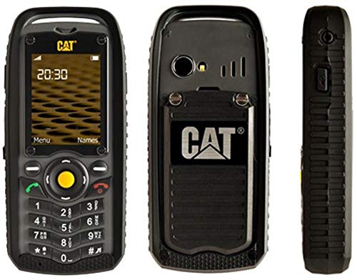 Caterpillar B25 Cat Phone Antichoque Dual Chip