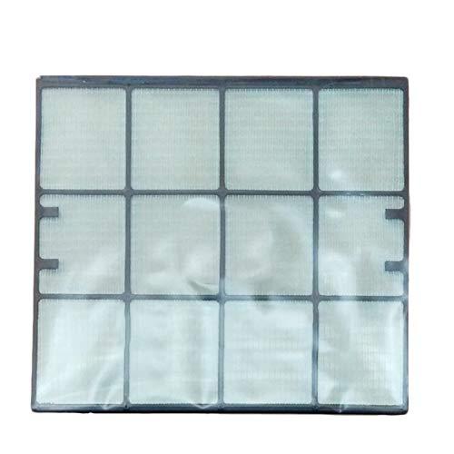 Style wei Filtro climatizzatore 1Pack Climatizzatore Retina con Schermo Polvere Adatto for DIKIN FTXH35, FTXD35,25FV2C, FTXS35DV2C Sostituzione (Dimensione : UP Titanium Filter)