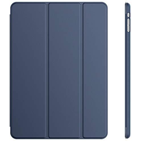 JETech Hülle Kompatibel iPad Mini 1 2 3, Schutzhülle mit Ständer Funktion & Auto Einschlafen/Aufwachen, Navy Blau
