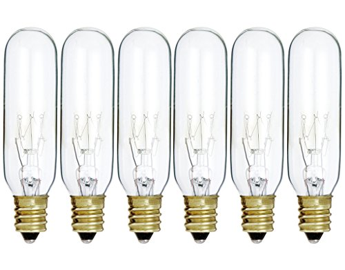 e12 Base Incandescent Light Bulb - 3