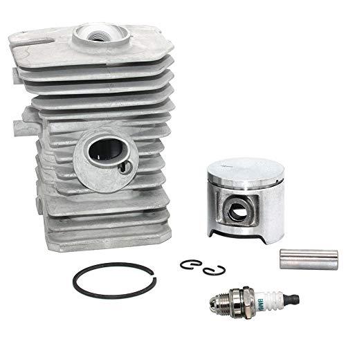 P SeekPro Zylinderkolben-Set für Jonsered 2045 RS44 GR44