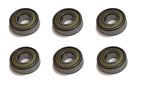 John Deere Original Equipment (6 Pack) Ball Bearing - JD9296