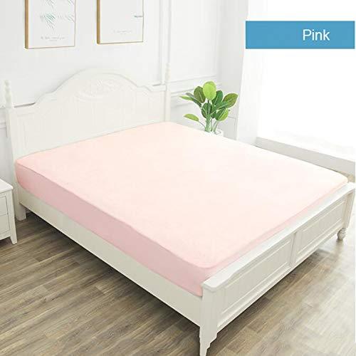 Protection de lit Lavable Coussin à Langer Pad bébé Matelas Pad Anti-Fuite 100 * 200cm
