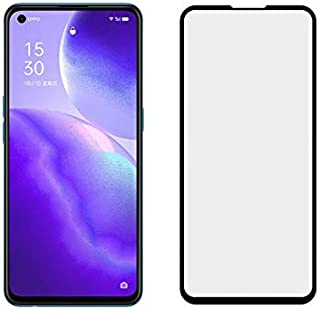 Oppo A94 3D Curved Full Coverage Premium Scratch Resistance 5D Touch Tempered Glass Screen Protector For Oppo A94