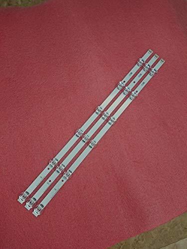 Miwaimao 10set=30pcs DRT 3.0 32 LED Strip for LG 32LB 32LF5800 32LB5610 LGIT A B UOT_A B WOOREE A B 6916L-1974A 1975A 6916L-2223A 2224A