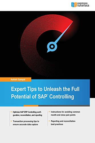 Expert tips to Unleash full Potential of SAP Controlling ~ TOP Books