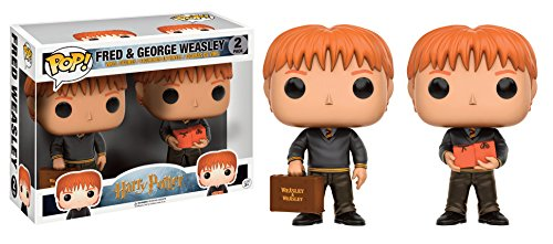 Funko POP! Harry Potter: Fred y George Weasley
