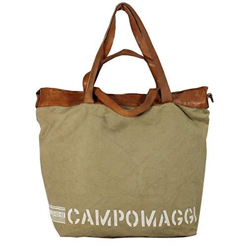 Campomaggi Shopper 46 cm beige