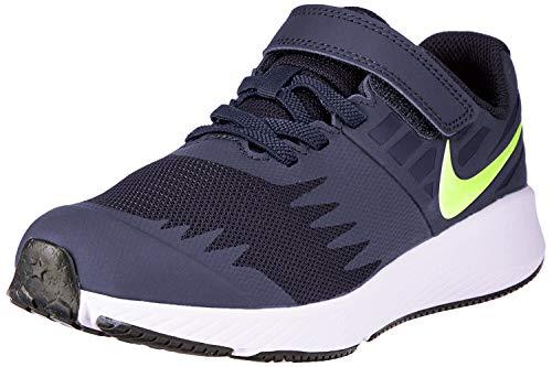 Nike Star Runner TDV 907255 404 Scarpe Bambino Ginnastica Thunder Blue