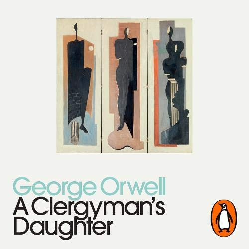 A Clergyman's Daughter cover art