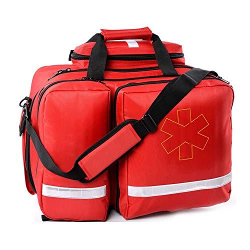 Outdoor Erste-Hilfe-Kit Krankenwagen Feuer Notfall Sauerstoff-Pack für zu Hause Wandern Camping usw.