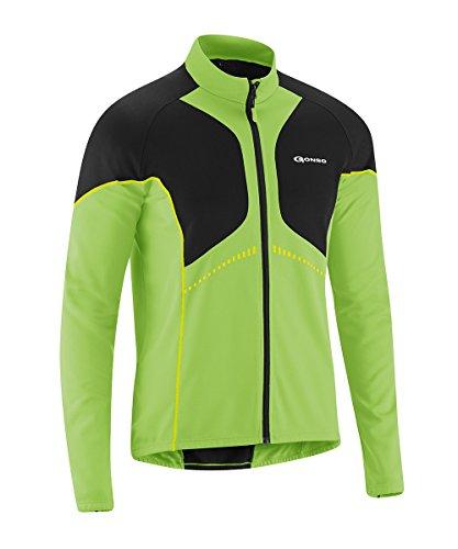 Gonso Camiseta Dominik de Hombre, para Bicicleta, de Marca,