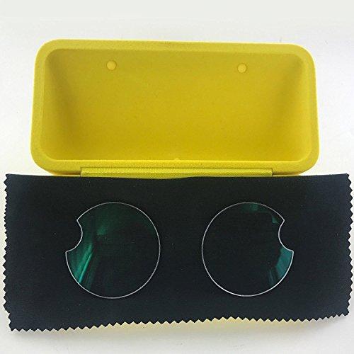 Rochester Optical Plano (Nicht Rx) Gläser, für Snapchat Brillen, separat erhältlich