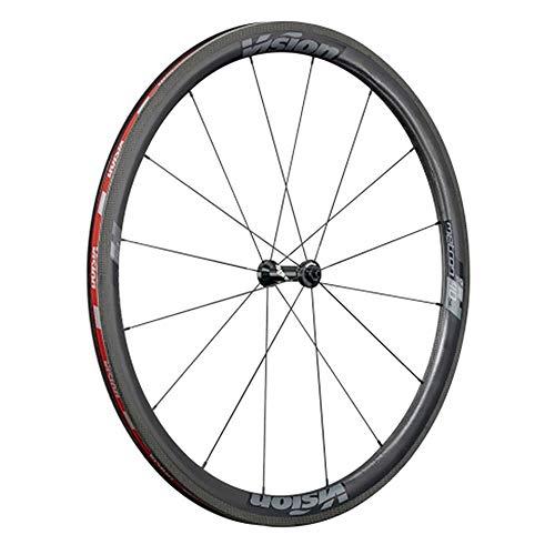 Vision 1 Paar Räder Metrron 40 SL schlauchlose Ready 40 mm Shimano 10/11 V (Paar Räder)