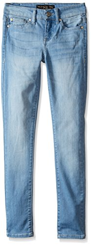 Celebrity Pink Girls' Big Celebrit Pink Infinite Stretch Super Soft Denim Skinny, Outsiders, 14