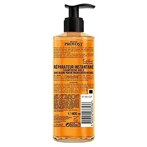 FRANCK PROVOST - Shampooing Coiffeur Studio Réparateur Instantané Pomp 250Ml