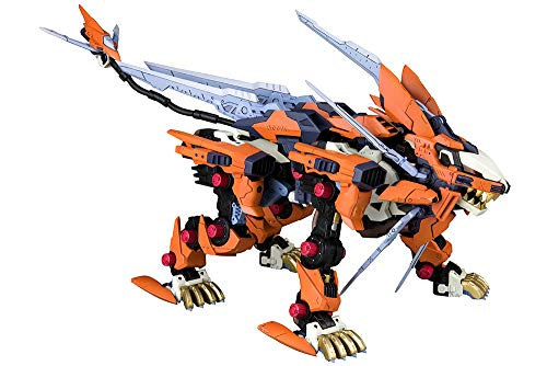 ZOIDS RZ-041 Liger Zero Schneider Marking Plus Ver. Total Length of About 320mm 1/72 Scale Plastic Model