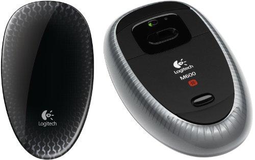 Logitech M600 schnurlose Touch Maus