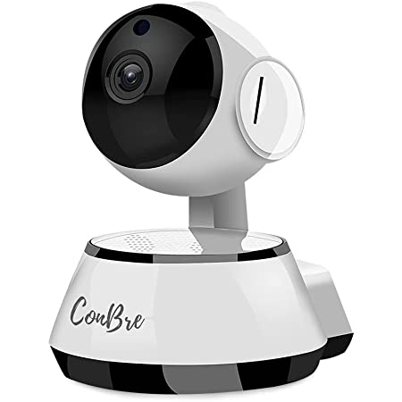 Conbre MiniXR V380 Pro Wireless HD Security CCTV Camera   Night Vision   Supports up to 64gb SD Card