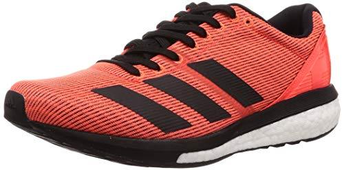 Adidas Adizero Boston 8 M, Zapatillas de Trail Running Hombre, Multicolor (Rojsol/Negbás/Negbás 000), 47 1/3 EU