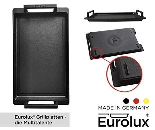 MaxxGoods Eurolux Grillplatten Induktion (Teppanyaki)