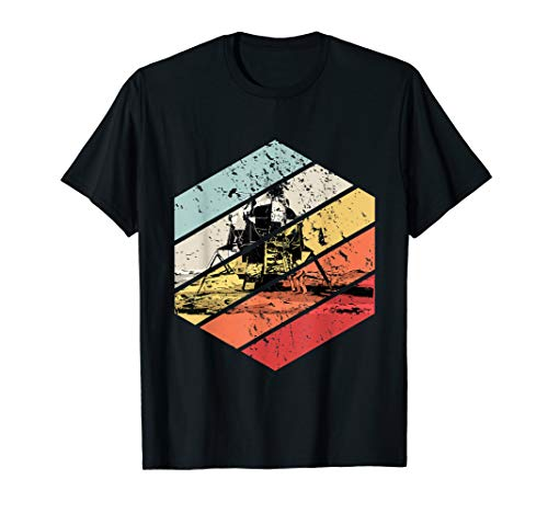 Apollo 11 Astronaut Raumfahrt Herren Damen Geschenk T-Shirt