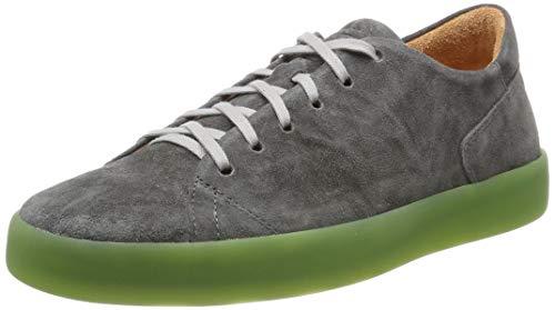 Think! Herren JOEKING_484643 Sneaker, Grau (Antrazit/Kombi 15), 43 EU