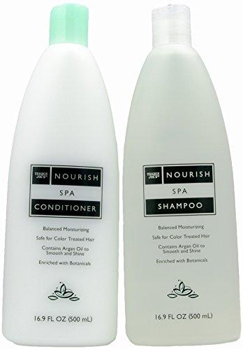 top rated Trader Joe's Norish Spa Shampoo & Conditioner (New Formula 2018) 2020