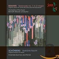 Schonberg/Brahms: Verklarte Na