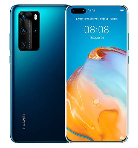 Huawei P40 Pro 5G ELS-NX9 256GB 8GB RAM International Version - Deep Sea Blue
