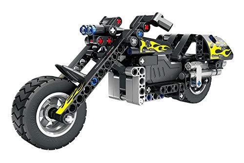 Teknotoys 85000060 Konstruktionsfahrzeug, schwarz