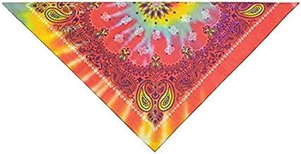 Carolina Manufacturing Tie Dye Bandanas