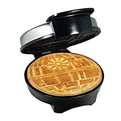 Best Star Wars Gift Ideas featured by top US Disney blogger, Marcie and the Mouse: Star Wars waffle maker