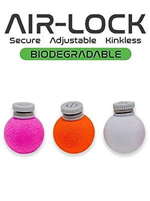 Air-Lock Airlock Biodegradable Indicator - Assorted Colors - 3 Pack