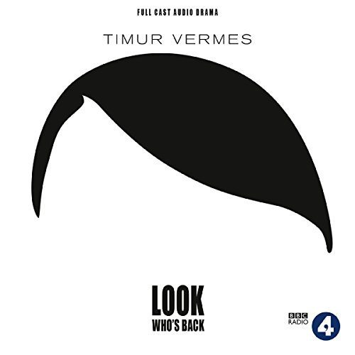 Look Who's Back audiobook cover art