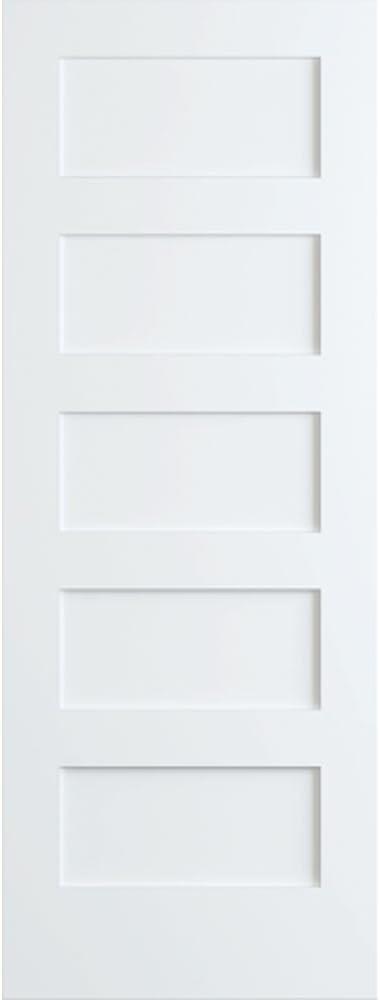 5 Panel Shaker Passage 2021 new Door x 1.375