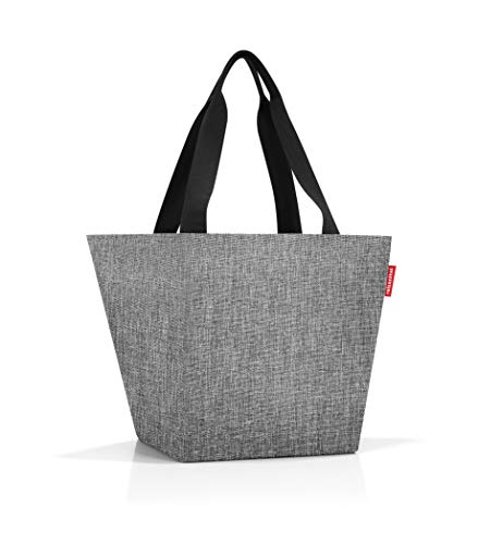 Reisenthel Twist Silver Shopper Silber 15 L