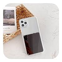 トレンディ シンプルラグジュアリーリキッドクイックサンドフルーツジュースカバーケースFor iPhone78パルスXXR XS 1112プロマックスソフトクリアファンダス電話ケース-5-for iphone 11